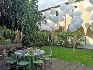 Location con giardino per eventi aziendali a Milano centro
